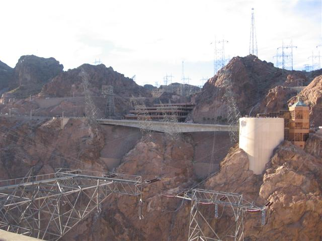Hoover Dam Hydroelectric Power